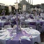 Décoration de tables de mariage - 5