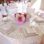 Décoration de tables de mariage - 7