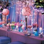 Décoration de tables de mariage - 9