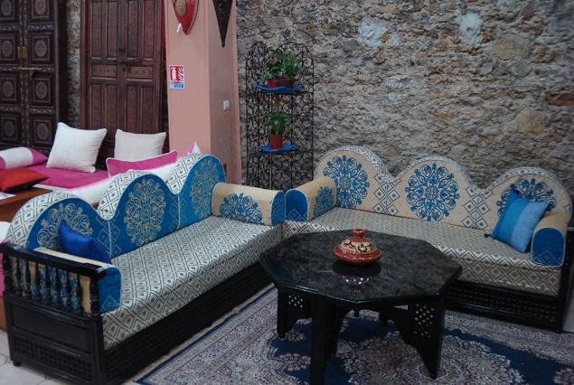 Belles photos de salons marocains 2014 3 d co for Salle a manger tunisie avec prix