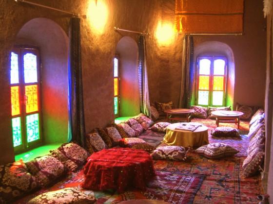 Belles photos de salons marocains 2014 5 d co - Schlafzimmer orient ...