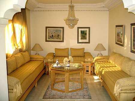 salons marocains traditionnels 2 d co. Black Bedroom Furniture Sets. Home Design Ideas