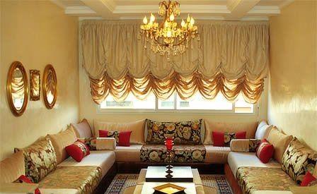 Salons Marocains Traditionnels 3 D 233 Co