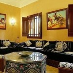 Salons Marocains Traditionnels - 7