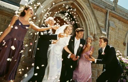La fête du mariage surprise pour vos anniversaires de mariage