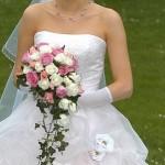 Bouquets de fleurs mariée 2014