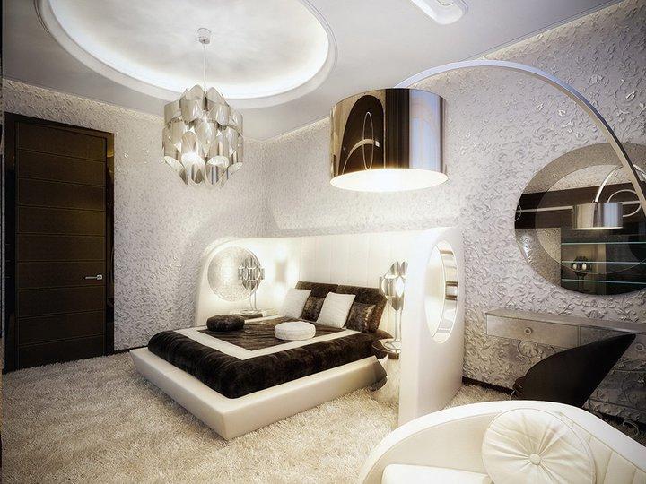 Chambre à coucher Design 2014 - 4 | Déco