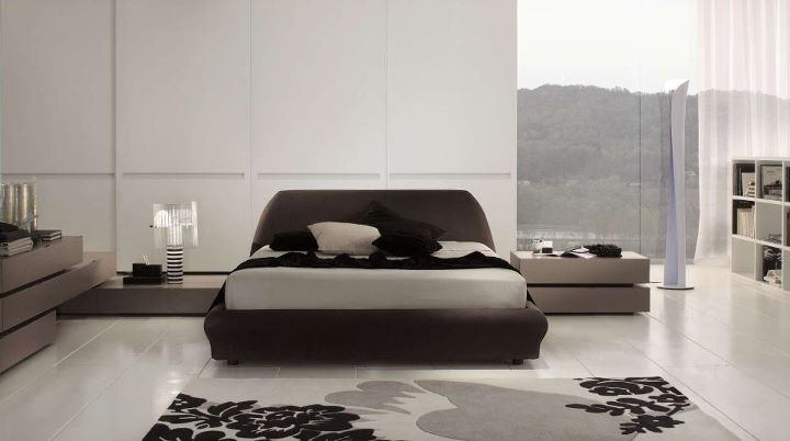 chambre coucher design 2014 6 d co. Black Bedroom Furniture Sets. Home Design Ideas
