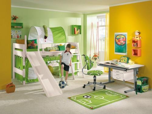 chambre d'enfant garcon