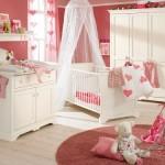 Chambre de bébé fille 2014 - 1