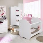 Chambre de bébé fille 2014 - 2