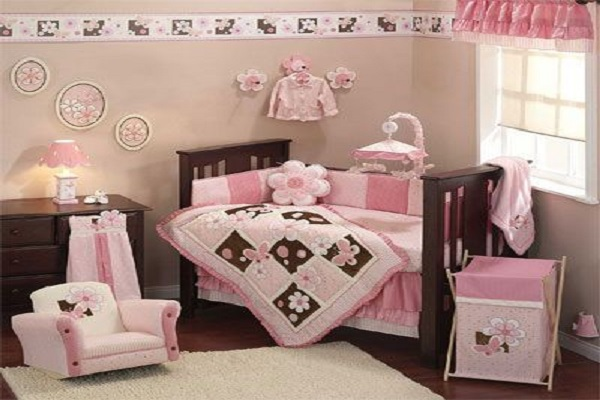 chambre de b b fille 2014 9 d co. Black Bedroom Furniture Sets. Home Design Ideas