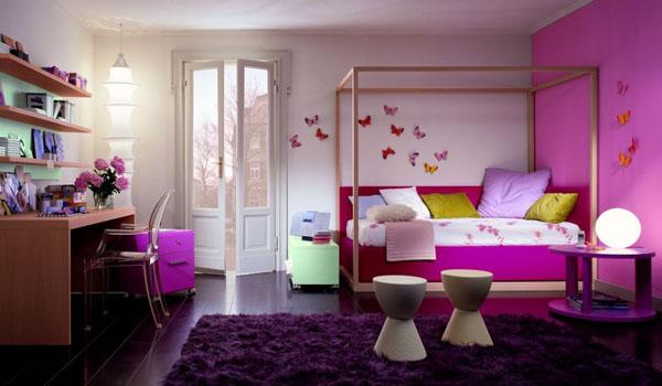 chambre dado fille 2014 5 - Deco Chambre D Ado Fille