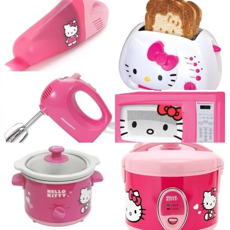 cuisine hello kitty - 12 | déco