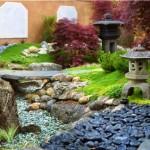 Décoration des jardins japonais - 1