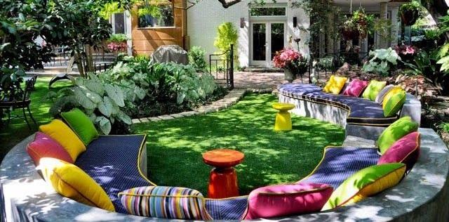 les plus belles terrasses 2014 d co. Black Bedroom Furniture Sets. Home Design Ideas