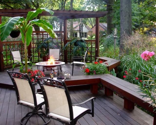 les plus belles terrasses 2014 8 d co. Black Bedroom Furniture Sets. Home Design Ideas