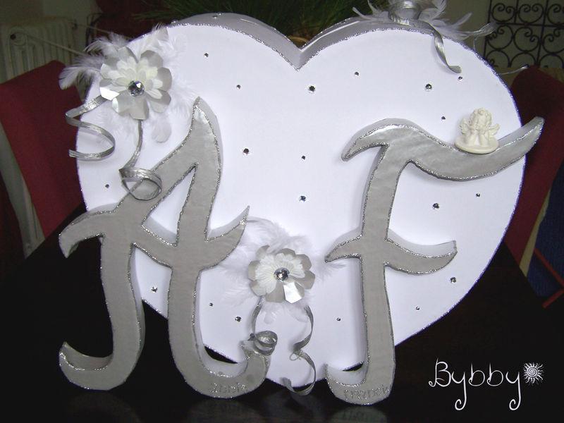 Urne de mariage 2014 3 d co for Decoration urne de mariage