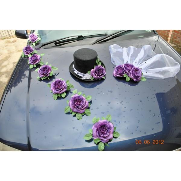 ... photos de décoration de voitures de mariage 2014 – Chapeaux mariage