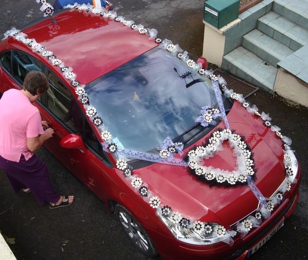 ... voitures de mariage 2014 coeur en fleurs full size is pixels voiture
