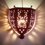 Lampes marocaines fer forgé - 7