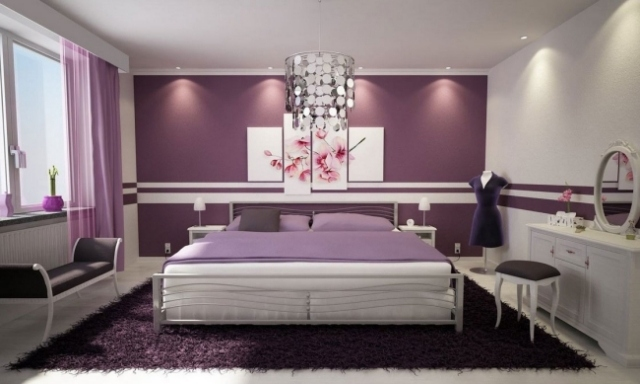 chambre coucher de luxe 5 d co. Black Bedroom Furniture Sets. Home Design Ideas