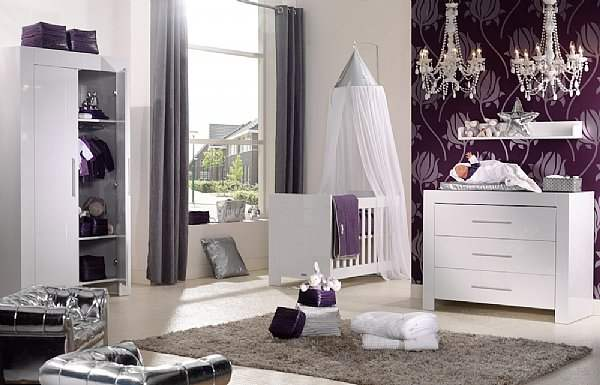 chambre coucher b b 2015 d co. Black Bedroom Furniture Sets. Home Design Ideas