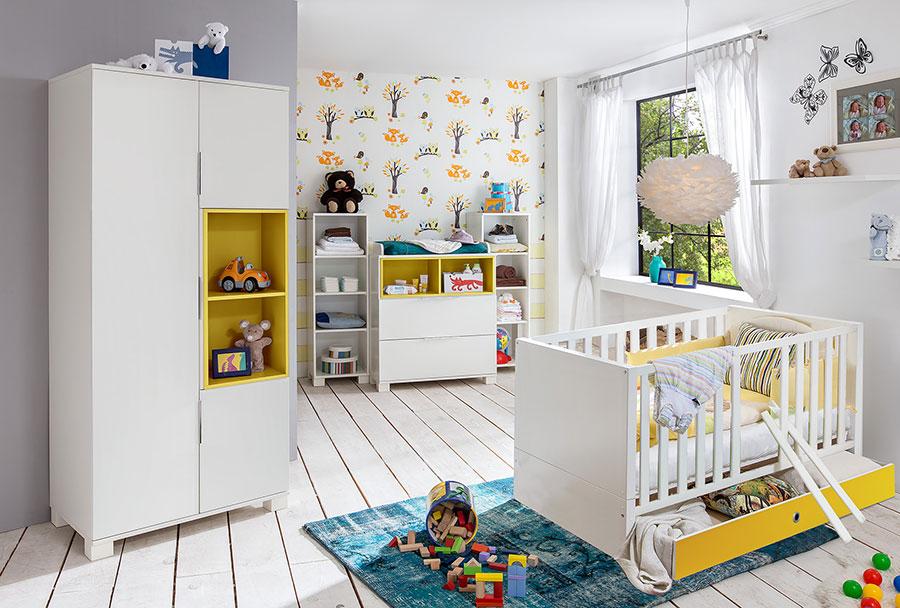 Habitat Coiffeuse Perouse : Chambre à coucher bébé 2015  Déco