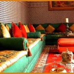 Décoration de Salons Marocains 2015