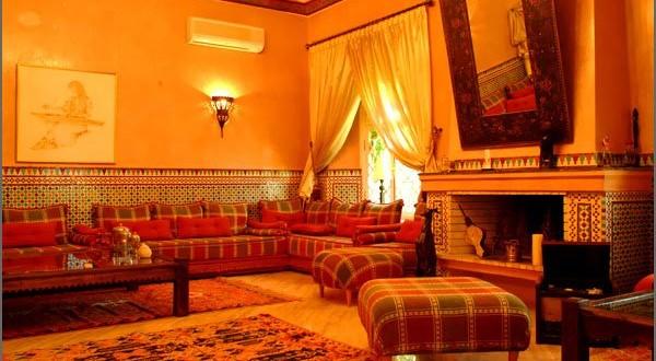 Décoration de Salons Marocains 2015 - 2