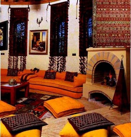 Décoration de Salons Marocains 2015 - 3