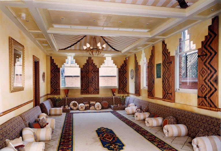 Décoration de Salons Marocains 2015 - 4