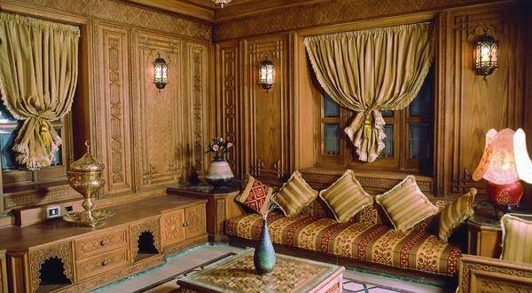 Décoration de Salons Marocains 2015 - 9