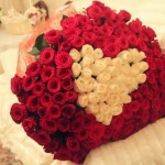Fleurs Rouges Décoratives - 2
