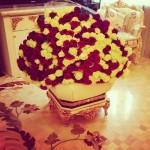 Fleurs Rouges Décoratives - 4