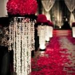 Fleurs Rouges Décoratives - 5