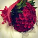 Fleurs Rouges Décoratives - 7