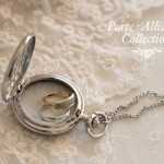 Porte alliance mariage original - 1