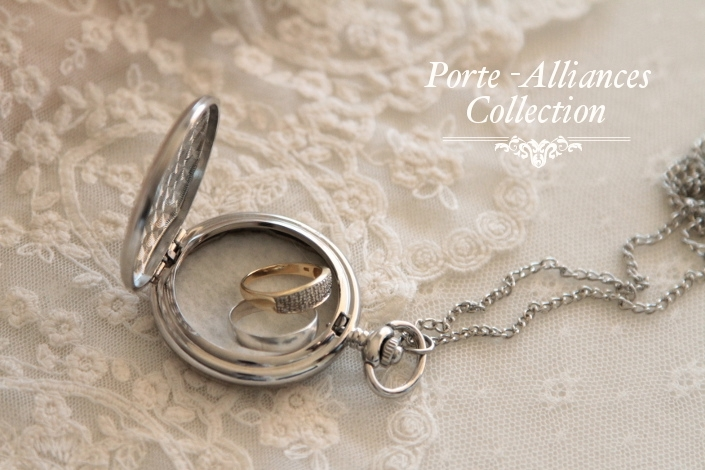 Porte alliance mariage original 1 d co - Porte alliances mariage ...