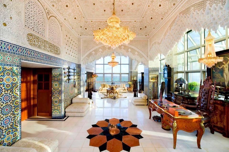Salons Marocains 2015 Artisanat - Bureau et salon marocain 2015