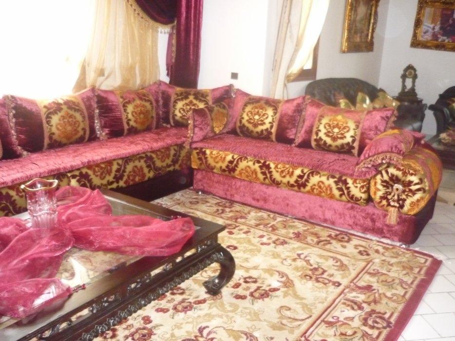 Decoration triate du salon beldi ~ tout à propos de la maison
