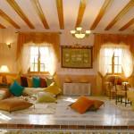 Le charme Beldi des Salons Marocains