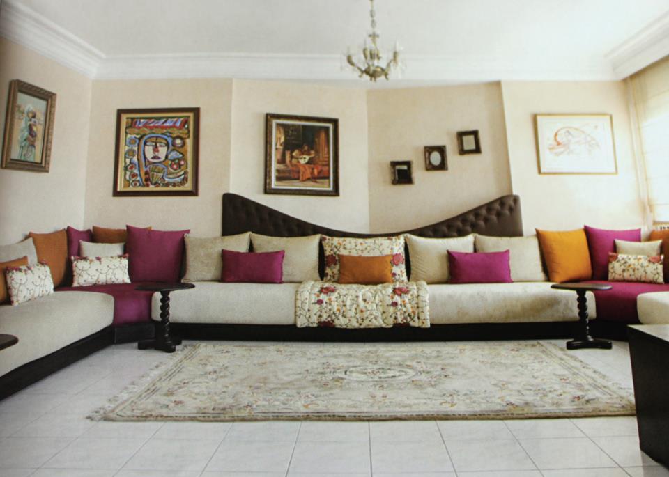 Salons Marocains 2015 Modernité | Déco