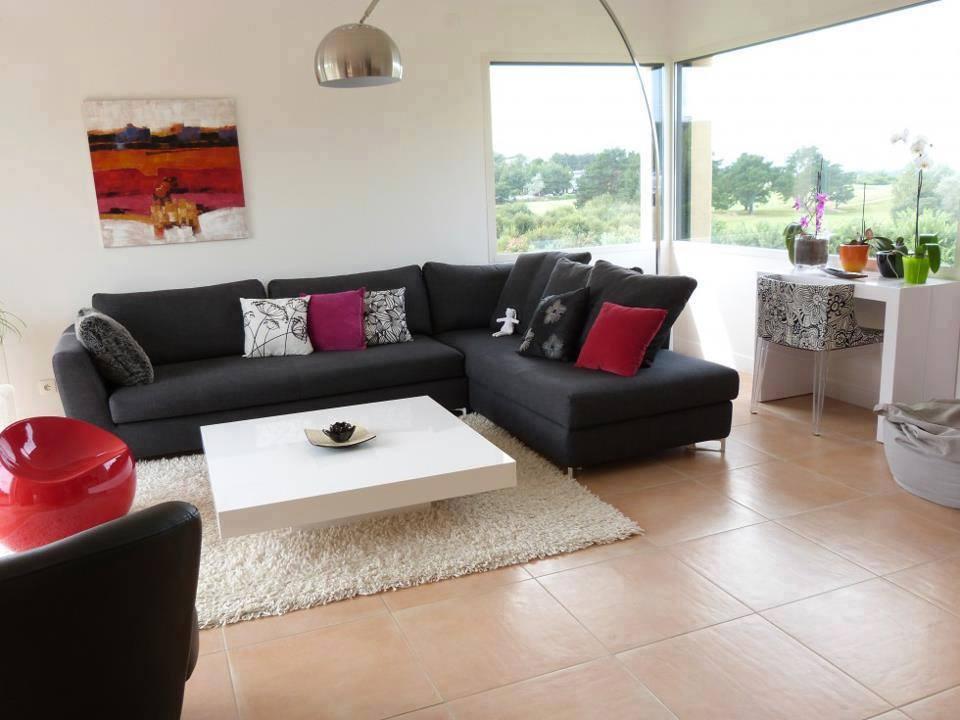 salons modernes simples 6 d co. Black Bedroom Furniture Sets. Home Design Ideas