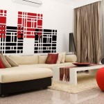 Salons Modernes 2015 Rouge