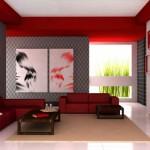 Salons Modernes 2015 Rouge - 2