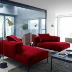 Salons Modernes 2015 Rouge - 5