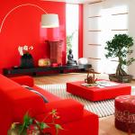 Salons Modernes 2015 Rouge - 9
