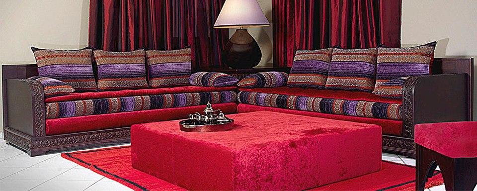 salons marocains 2015 richbon 1 d co. Black Bedroom Furniture Sets. Home Design Ideas