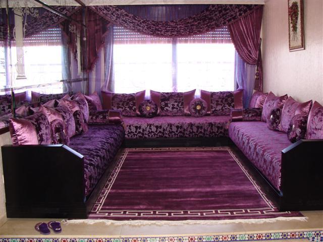 salons marocains 2015 richbon 8 d co. Black Bedroom Furniture Sets. Home Design Ideas